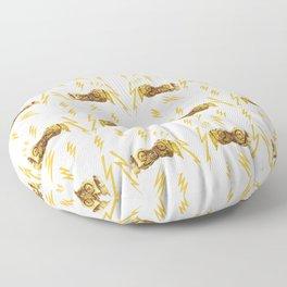 Ugly Thunder Floor Pillow