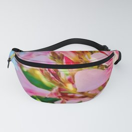 Palm Springs Pink Florals Fanny Pack
