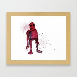 untitled 002 Framed Art Print