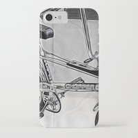 70s iPhone & iPod Cases featuring 70s Iconic Bike Uk by Paul & Fe Photography
