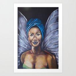 I Had to Grow Wings Art Print