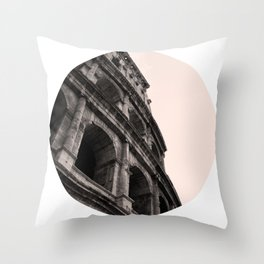 Colosseum #1 Throw Pillow