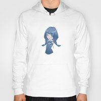 selena gomez Hoodies featuring Selena by ScytheMeHappy
