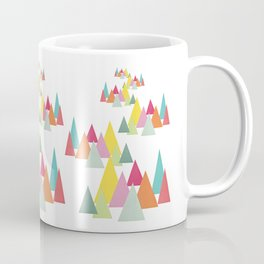 Meandering Forest Coffee Mug