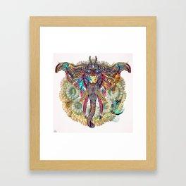 Impulse Framed Art Print