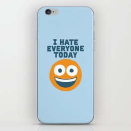 Loathe Is the Answer iPhone Skin