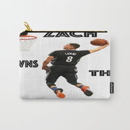 ZACH LAVINE OWNS THE RACK Carry-All Pouch