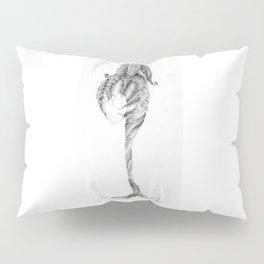 Pearl Holder (part of the Strange Plants series) Pillow Sham