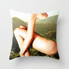Chassis Throw Pillow