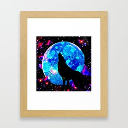 Wolf #1 Framed Art Print