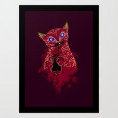 ACATAR Art Print