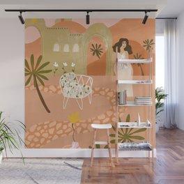 Safari Home Wall Mural