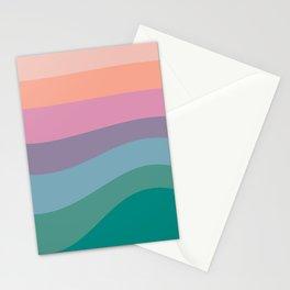Pastel icecream Stationery Cards