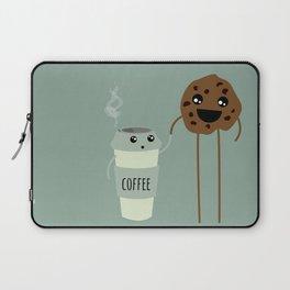 COFFEE & COOKIE Laptop Sleeve