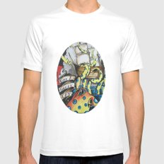 ceplalopod attack squad Mens Fitted Tee MEDIUM White