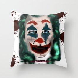 I Used To Think Life Was A Tragedy Throw Pillow