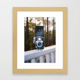 Yashica 3 Framed Art Print