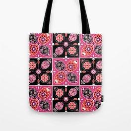 Soul Tiles Tote Bag