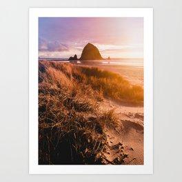 Wonderful West Coast - 31/365 Art Print