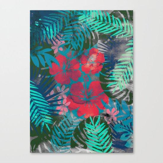 Tarzan Boy Style Canvas Print