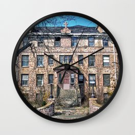 St. Mary's of the Ozarks Hospital Wall Clock