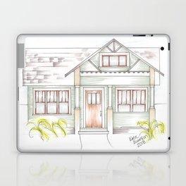 Green Craftsman Laptop & iPad Skin