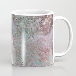 mauve and teal Coffee Mug