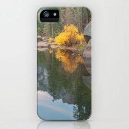 Merced River Fall iPhone Case