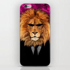 Lion Suit iPhone & iPod Skin