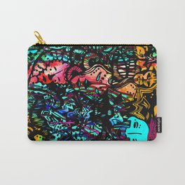 jellyface Carry-All Pouch