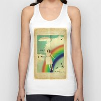 dorothy Tank Tops featuring Dorothy by Robin Curtiss