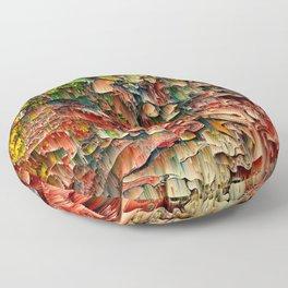 Intriguing - Pixel Art Floor Pillow