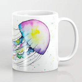 Pastel Jellyfish Coffee Mug