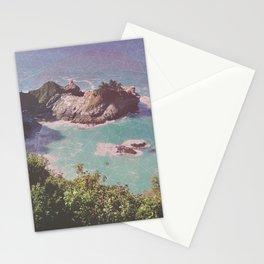 Big Sur Haze Stationery Cards