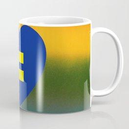 Equality is Love Coffee Mug