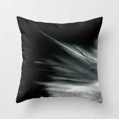 Passing Angel Throw Pillow