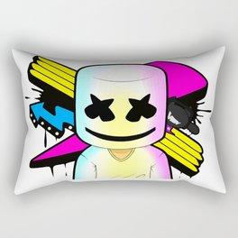 marsmello's Rectangular Pillow
