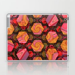 Hexed Laptop & iPad Skin