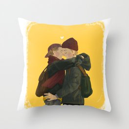 evak Throw Pillow