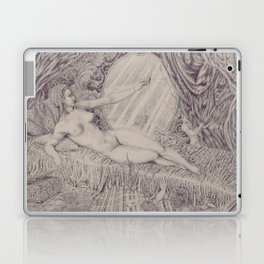 Night time awakes sensations pt.1 Laptop & iPad Skin