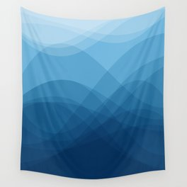 Precise Undulation Wall Tapestry