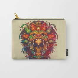 LION & SKULL Carry-All Pouch