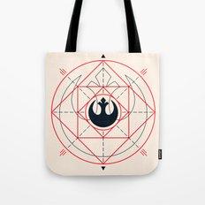 Rebel Now! Tote Bag