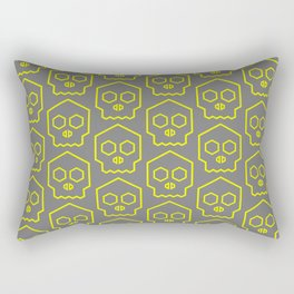 Hex Rectangular Pillow