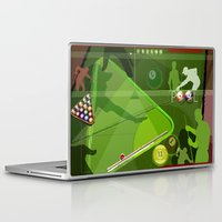 pool Laptop & iPad Skins featuring Pool by Robin Curtiss