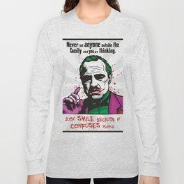 The JokeFather Long Sleeve T-shirt