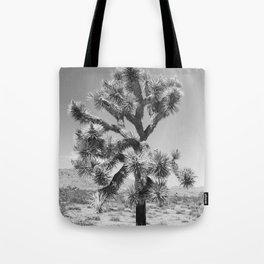 Joshua Tree Monochrome, No. 3 Tote Bag