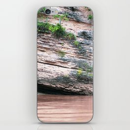 Stone Texture Cañon Sumidero Chiapas iPhone Skin