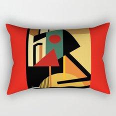 THE GEOMETRIST Rectangular Pillow