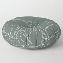 palms Floor Pillow